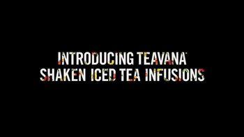 Starbucks Teavana Shaken Iced Tea Infusions TV Spot, 'Good Feels Good' - Thumbnail 7