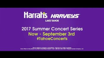 Harrah's Lake Tahoe TV Spot, 'Date Night: 2017 Summer Concert Series' - Thumbnail 8