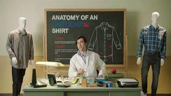 UNTUCKit TV Spot, 'Education'