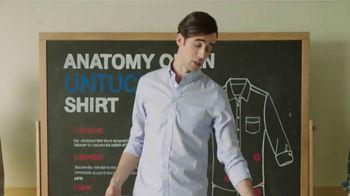 UNTUCKit TV Spot, 'Education' - Thumbnail 7