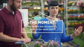 Lowe's TV Spot, 'The Moment: All This' - 6558 commercial airings
