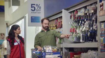 Lowe's TV Spot, 'The Moment: Small Stuff' - Thumbnail 3