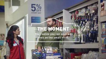 Lowe's TV Spot, 'The Moment: Small Stuff' - Thumbnail 6