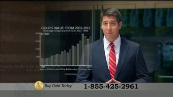 U.S. Money Reserve Gold American Eagle TV Spot, 'Gold Rush' - Thumbnail 3