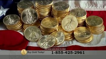 U.S. Money Reserve Gold American Eagle TV Spot, 'Gold Rush' - Thumbnail 5