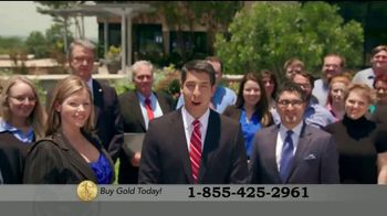 U.S. Money Reserve Gold American Eagle TV Spot, 'Gold Rush' - Thumbnail 6