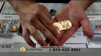 U.S. Money Reserve Gold American Eagle TV Spot, 'Gold Rush' - Thumbnail 8