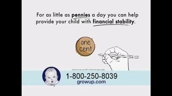 Gerber Life Grow-Up Plan TV Spot, 'Financial Stability' - Thumbnail 1