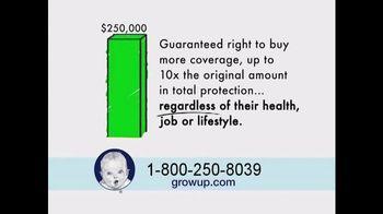 Gerber Life Grow-Up Plan TV Spot, 'Financial Stability' - Thumbnail 3
