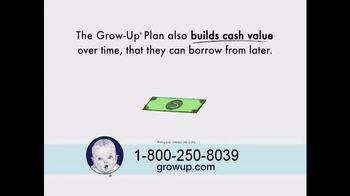 Gerber Life Grow-Up Plan TV Spot, 'Financial Stability' - Thumbnail 4