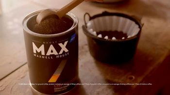 Maxwell House MAX Boost TV Spot, 'Three Levels' - Thumbnail 1