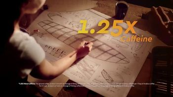 Maxwell House MAX Boost TV Spot, 'Three Levels'