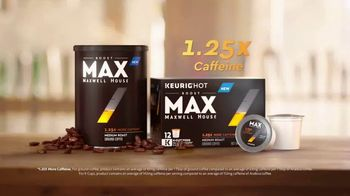 Maxwell House MAX Boost TV Spot, 'Three Levels' - Thumbnail 7