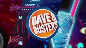 Dave and Buster's TV Spot, 'So Much to Do' - Thumbnail 1
