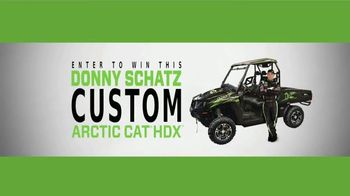Arctic Cat Factory-Authorized Clearance TV Spot, '2016 Alterra 550 Rebates' - 174 commercial airings