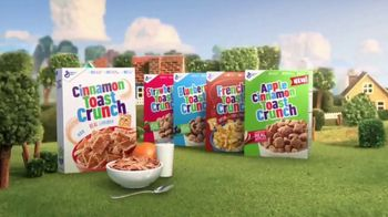 Cinnamon Toast Crunch TV Spot, 'Filter: Strawberry, French Toast and Apple' - Thumbnail 10