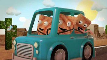 Cinnamon Toast Crunch TV Spot, 'Road Trips' - Thumbnail 1