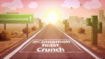 Cinnamon Toast Crunch TV Spot, 'Road Trips' - Thumbnail 10