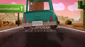 Cinnamon Toast Crunch TV Spot, 'Road Trips' - Thumbnail 9
