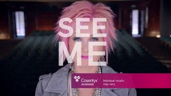 COSENTYX TV Spot, 'Clear Skin Can Last 2' Featuring Cyndi Lauper - 22200 commercial airings