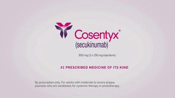 COSENTYX TV Spot, 'Clear Skin Can Last 2' Featuring Cyndi Lauper - Thumbnail 5