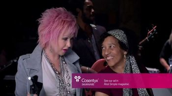 COSENTYX TV Spot, 'Clear Skin Can Last 2' Featuring Cyndi Lauper - Thumbnail 7