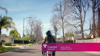 COSENTYX TV Spot, 'Clear Skin Can Last 2' Featuring Cyndi Lauper - Thumbnail 8