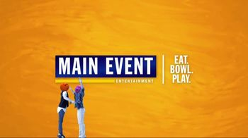 Main Event Entertainment TV Spot, 'Free Games Giveaway' - Thumbnail 7
