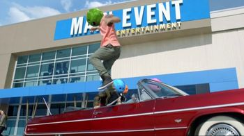 Main Event Entertainment TV Spot, 'Free Games Giveaway' - Thumbnail 2