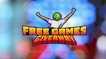 Main Event Entertainment TV Spot, 'Free Games Giveaway' - Thumbnail 3