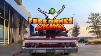 Main Event Entertainment TV Spot, 'Free Games Giveaway' - Thumbnail 6
