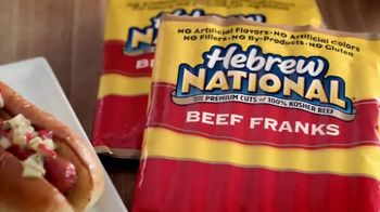 Hebrew National Beef Franks TV Spot, 'Summer Sports' - Thumbnail 4