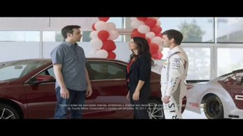 Toyota Camry One Event TV Spot, 'Campeón' con Daniel Suárez [Spanish] [T2] - 24 commercial airings