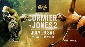 Pay-Per-View TV Spot, 'UFC 214: Cormier vs. Jones 2: Could Have Been' - Thumbnail 9