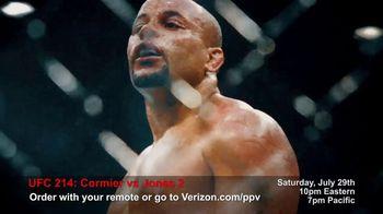Fios by Verizon TV Spot, 'UFC 214: Cormier vs. Jones 2' - Thumbnail 1