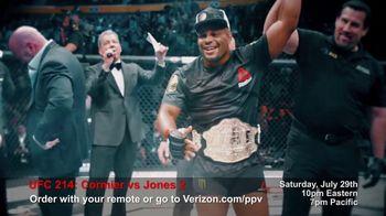 Fios by Verizon TV Spot, 'UFC 214: Cormier vs. Jones 2' - Thumbnail 2
