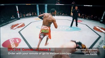 Fios by Verizon TV Spot, 'UFC 214: Cormier vs. Jones 2' - Thumbnail 3