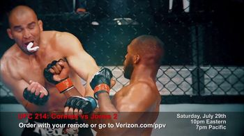 Fios by Verizon TV Spot, 'UFC 214: Cormier vs. Jones 2' - Thumbnail 4