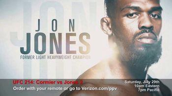 Fios by Verizon TV Spot, 'UFC 214: Cormier vs. Jones 2' - Thumbnail 5