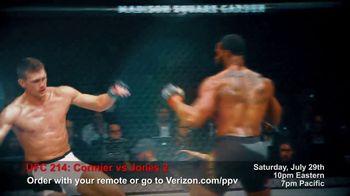 Fios by Verizon TV Spot, 'UFC 214: Cormier vs. Jones 2' - Thumbnail 6