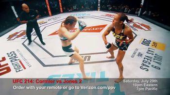 Fios by Verizon TV Spot, 'UFC 214: Cormier vs. Jones 2' - Thumbnail 7