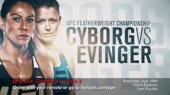 Fios by Verizon TV Spot, 'UFC 214: Cormier vs. Jones 2' - Thumbnail 8
