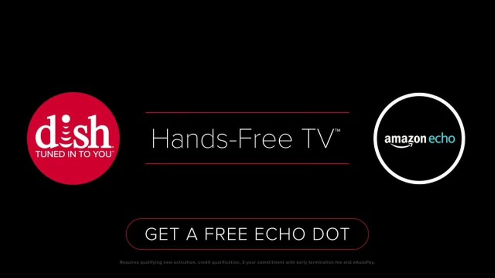 Dish Network Commercial Control Your Amazon Alexa Ispot