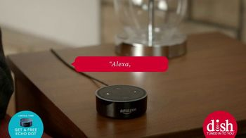 Dish Network TV Spot, 'Control Your TV With Amazon Alexa' - Thumbnail 1