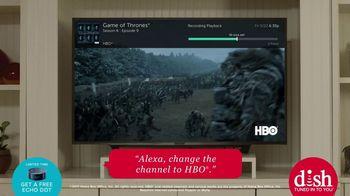 Dish Network TV Spot, 'Control Your TV With Amazon Alexa' - Thumbnail 4