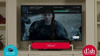 Dish Network TV Spot, 'Control Your TV With Amazon Alexa' - Thumbnail 5