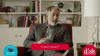 Dish Network TV Spot, 'Find the Best Comedy on TV With Amazon Alexa'