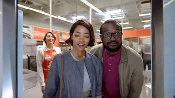 The Home Depot TV Spot, 'Something New in Appliances' - 1752 commercial airings