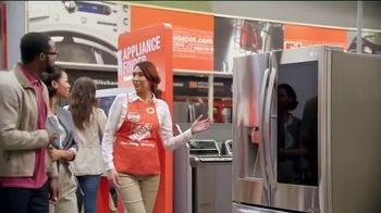 The Home Depot TV Spot, 'Something New in Appliances' - Thumbnail 3