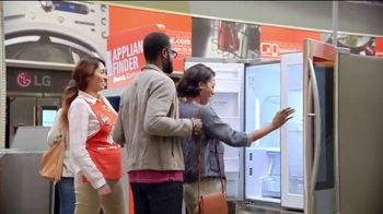 The Home Depot TV Spot, 'Something New in Appliances' - Thumbnail 5